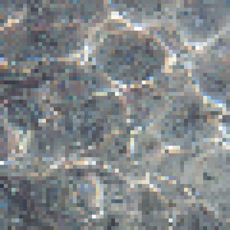 Διανυσματικό αφηρημένο γκρίζο γεωμετρικό υπόβαθρο απεικόνιση αποθεμάτων