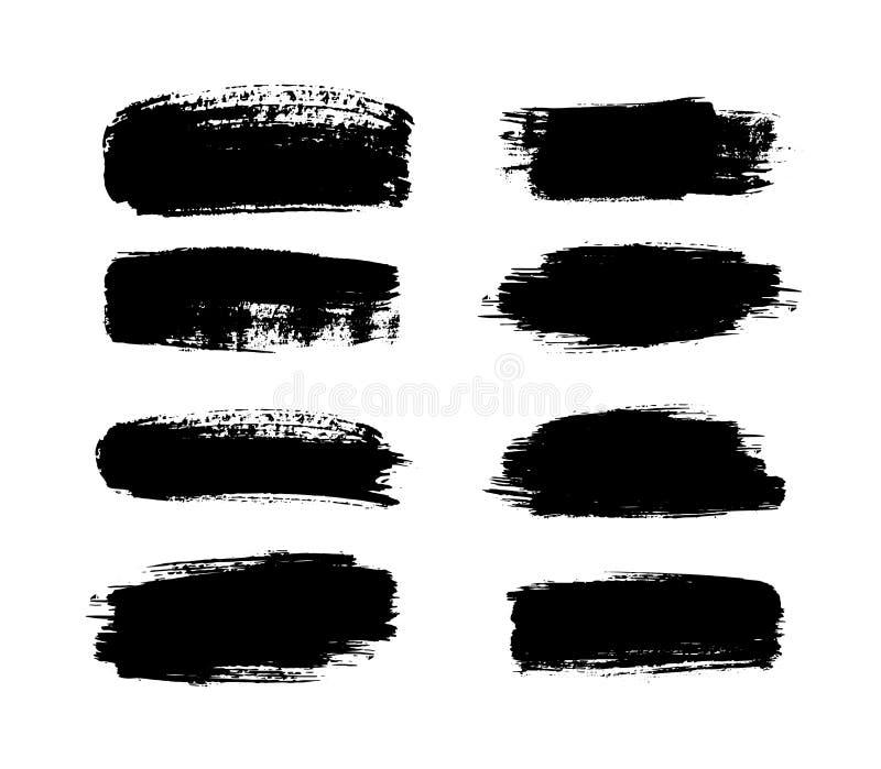 Διανυσματικό αφηρημένο υπόβαθρο με το μεγάλο παφλασμό και θέση για το κείμενό σας Διανυσματική απεικόνιση Grunge Πρότυπο Splatter διανυσματική απεικόνιση
