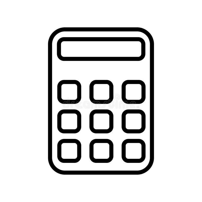 Διανυσματικό εικονίδιο υπολογιστών E Υπολογίστε την απεικόνιση συμβόλων χρηματοδότησης o Τυχαία διαγώνια στοιχεία Γραμμικό ασβέστ απεικόνιση αποθεμάτων