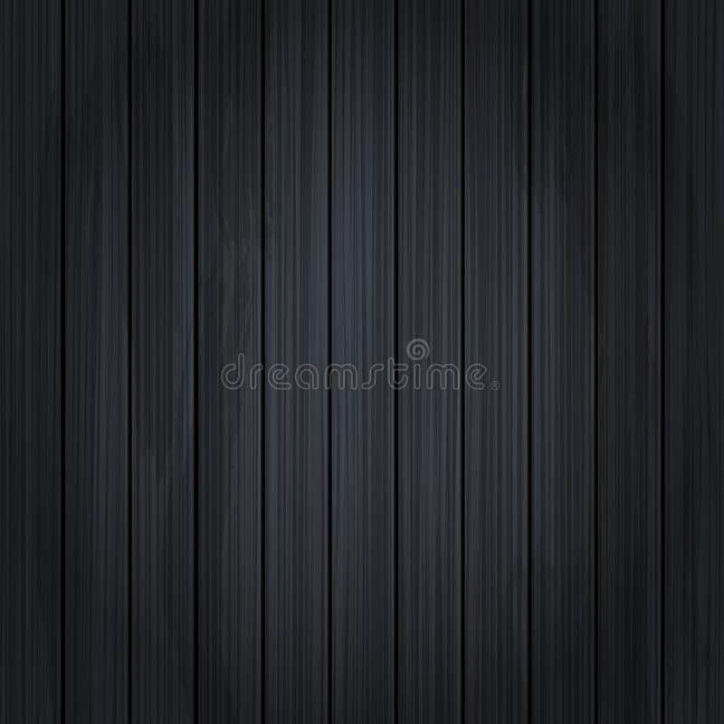 Διανυσματικό σκοτεινό ξύλινο υπόβαθρο διανυσματική απεικόνιση