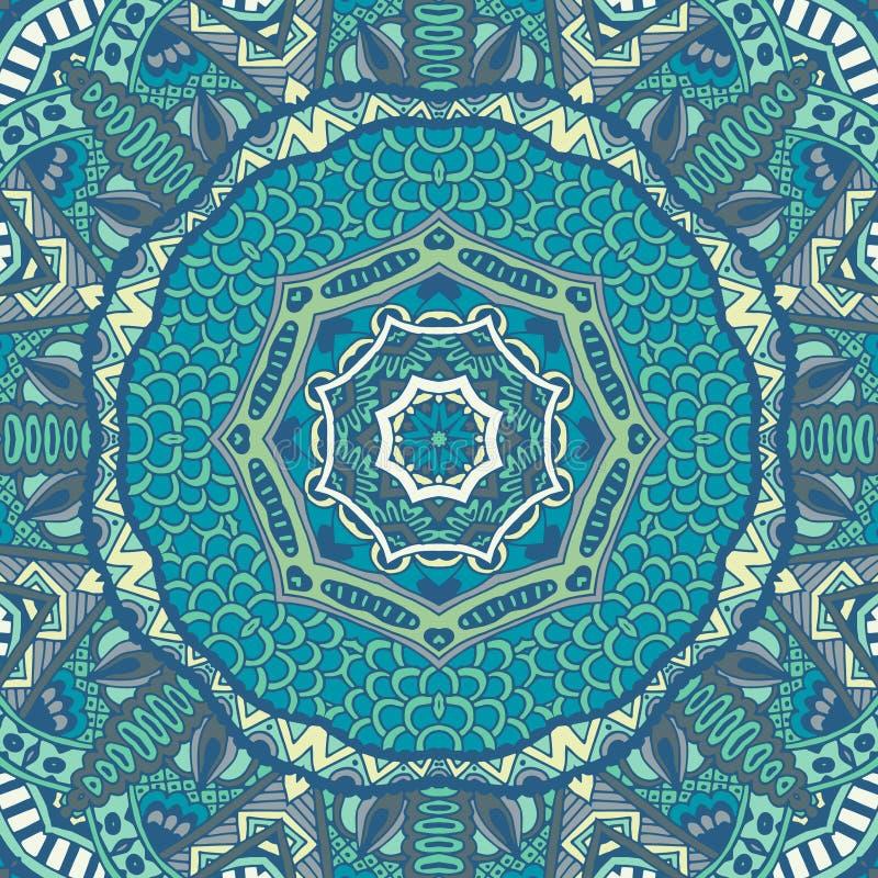 Διανυσματικό σχέδιο διακοσμητικό Γεωμετρική τυπωμένη ύλη απεικόνιση αποθεμάτων