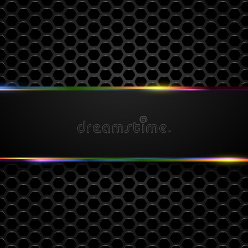 Download Διανυσματικό σχέδιο υποβάθρου υψηλής τεχνολογίας μεταλλικό Διανυσματική απεικόνιση - εικονογραφία από χρώμιο, βιομηχανία: 62702920