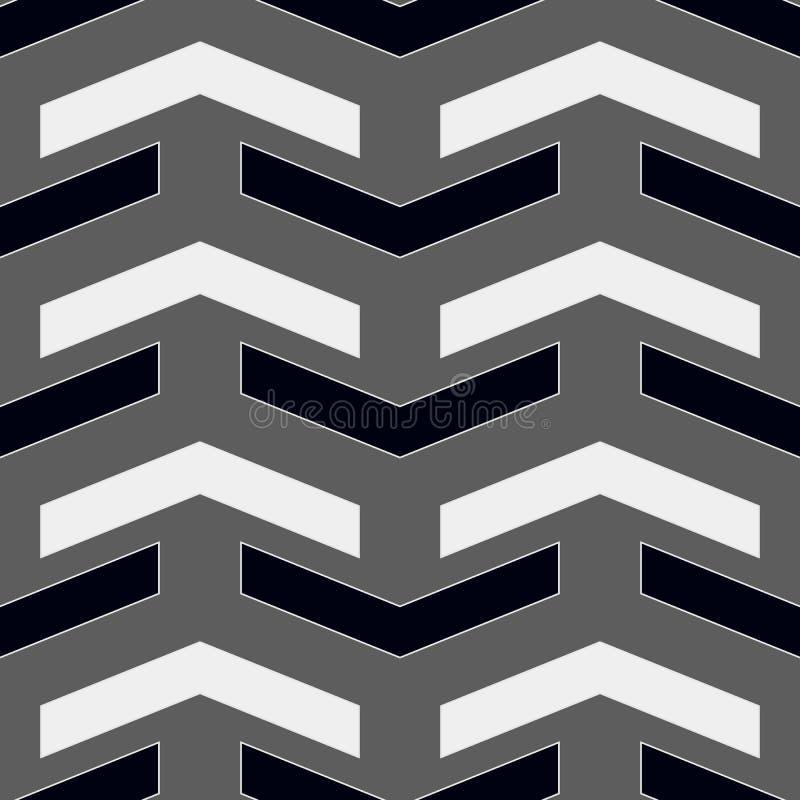 Διανυσματικό σύγχρονο άνευ ραφής σιρίτι σχεδίων γεωμετρίας, γραπτό αφηρημένο γεωμετρικό υπόβαθρο, λεπτή τυπωμένη ύλη μαξιλαριών,  ελεύθερη απεικόνιση δικαιώματος
