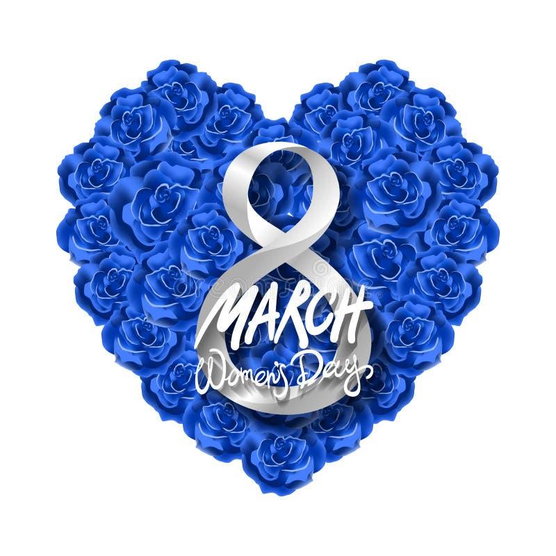 Διανυσματικό σύγχρονο υπόβαθρο ημέρας ή στις 8 Μαρτίου βαλεντίνων το λουλούδι ημέρας δίνει το γιο μητέρων mum χαιρετισμός καλή χρ διανυσματική απεικόνιση