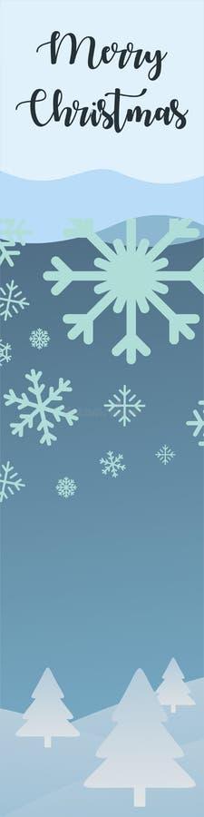 Διανυσματικό υπόβαθρο 2019 εμβλημάτων καρτών χαιρετισμών Χαρούμενα Χριστούγεννας ελεύθερη απεικόνιση δικαιώματος