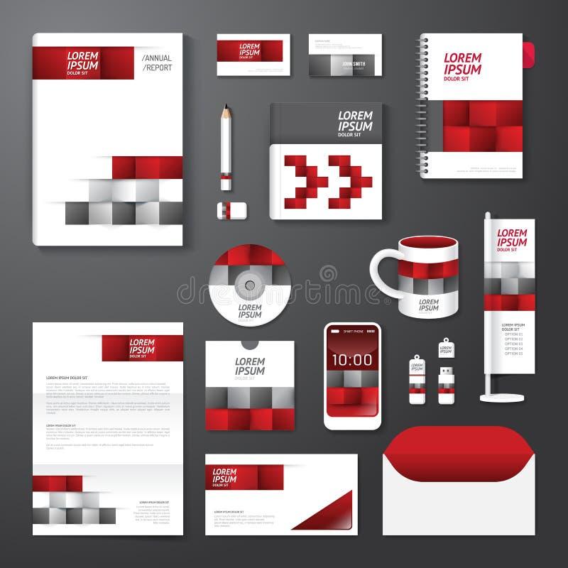 Διανυσματικό φυλλάδιο, ιπτάμενο, πρότυπο σχεδίου αφισών βιβλιάριων κάλυψης περιοδικών διανυσματική απεικόνιση