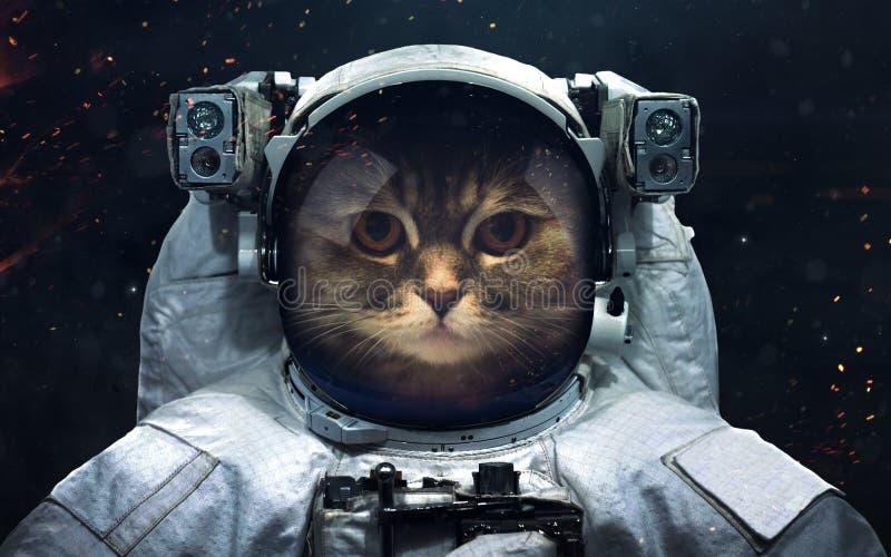 Διαστημική εικόνα επιστημονικής φαντασίας Στοιχεία αυτής της εικόνας που εφοδιάζονται από τη NASA στοκ φωτογραφία με δικαίωμα ελεύθερης χρήσης