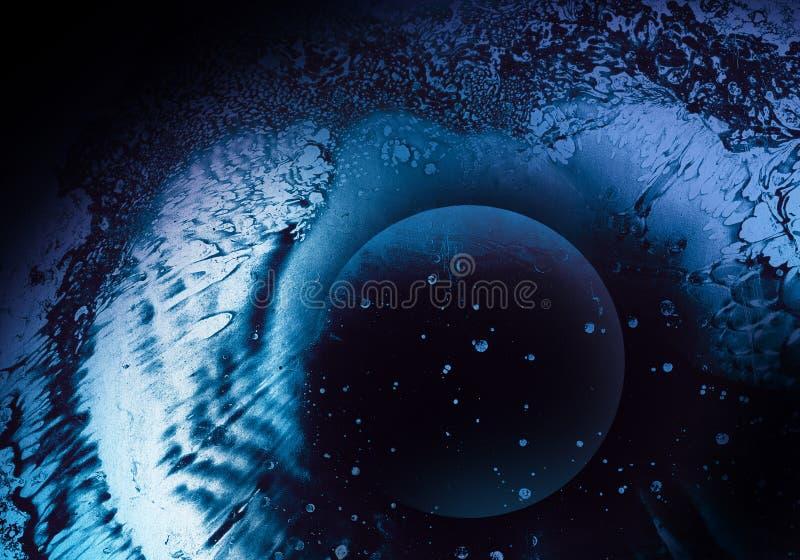 διαστημική εξαφάνιση πλαν&e απεικόνιση αποθεμάτων