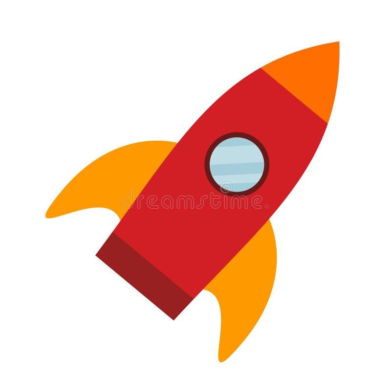 Διαστημική παιχνιδιών έννοια απεικόνισης παιδιών διανυσματική στοκ εικόνες με δικαίωμα ελεύθερης χρήσης