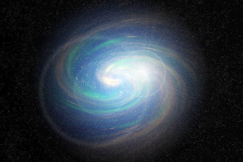 Διαστημικός γαλακτώδης τρόπος στοκ φωτογραφίες