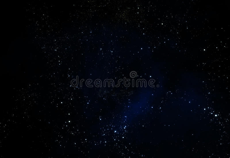 Διαστημικός γαλαξίας διανυσματική απεικόνιση