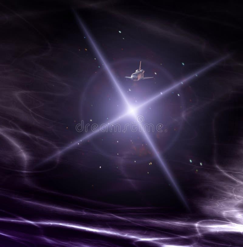Διαστημικό σκάφος 34 στοκ εικόνες