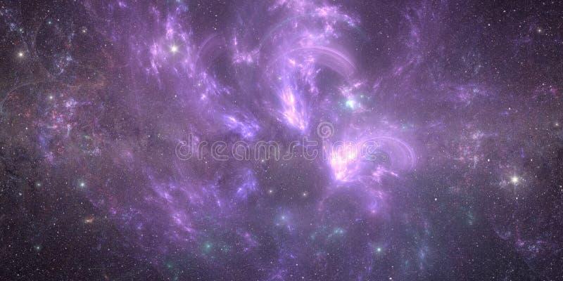 Διαστημικό υπόβαθρο, νεφέλωμα στοκ φωτογραφία με δικαίωμα ελεύθερης χρήσης