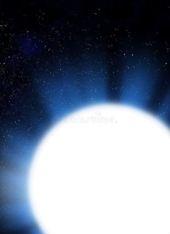 Διαστημικό φως στοκ φωτογραφίες με δικαίωμα ελεύθερης χρήσης
