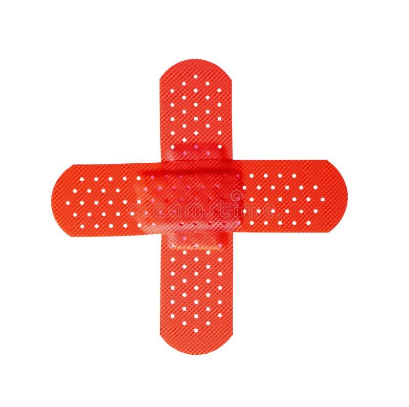 διασχίστε το κόκκινο στοκ φωτογραφίες με δικαίωμα ελεύθερης χρήσης