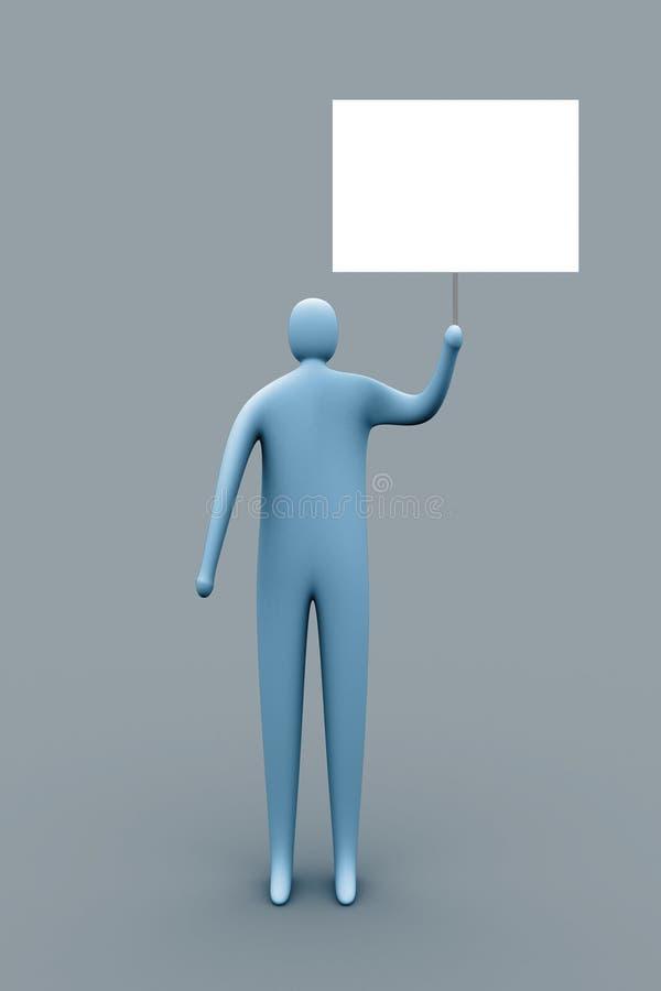 διαφήμιση ελεύθερη ελεύθερη απεικόνιση δικαιώματος