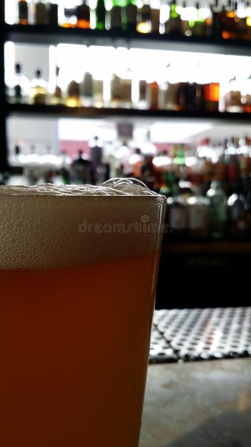 Διαφήμιση μπύρας στοκ εικόνες