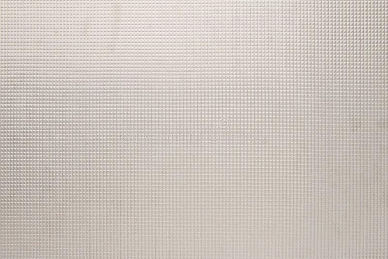 Διαφανές γεωμετρικό κατασκευασμένο γυαλί στοκ φωτογραφία