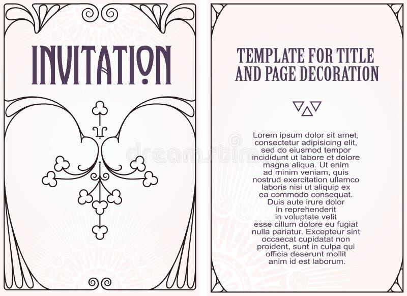 Διαφημίσεις, ιπτάμενο, προσκλήσεις ή ευχετήριες κάρτες απεικόνιση αποθεμάτων