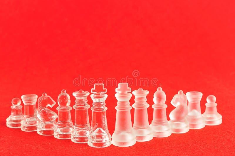 Διαφορετικά κομμάτια σκακιού στοκ φωτογραφίες με δικαίωμα ελεύθερης χρήσης