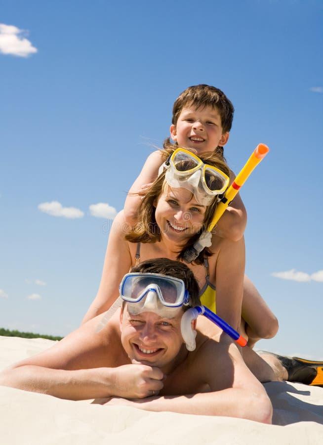 διαφορετική οικογένει&alp στοκ εικόνες με δικαίωμα ελεύθερης χρήσης