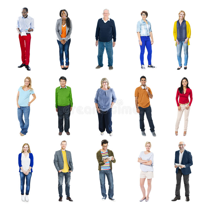 Διαφορετικοί εύθυμοι άνθρωποι φιλίας ευτυχίας ανθρώπων στοκ φωτογραφίες με δικαίωμα ελεύθερης χρήσης