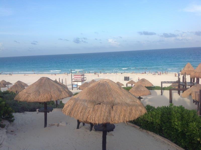 Διαφυγή Cancun στοκ εικόνα
