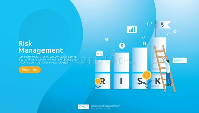 Διαχείρηση κινδύνων και οικονομικός προσδιορισμός η αξιολόγηση και η πρόκληση στην επιχείρηση αποτρέπουν προστατεύουν ανάλυση από απεικόνιση αποθεμάτων