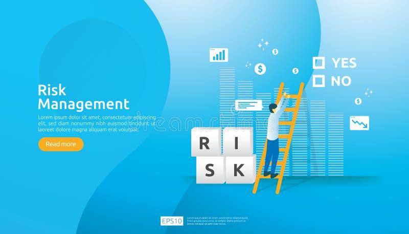 Διαχείρηση κινδύνων και οικονομικός προσδιορισμός η αξιολόγηση και η πρόκληση στην επιχείρηση αποτρέπουν προστατεύουν ανάλυση από ελεύθερη απεικόνιση δικαιώματος