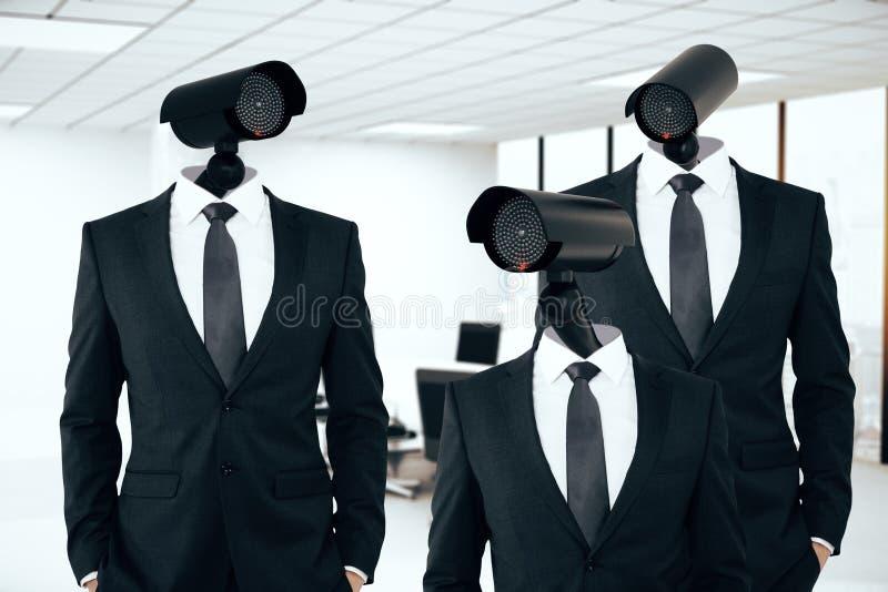 Διαχείριση ασφάλειας επιχειρήσεων/οργάνωσης στοκ φωτογραφία με δικαίωμα ελεύθερης χρήσης
