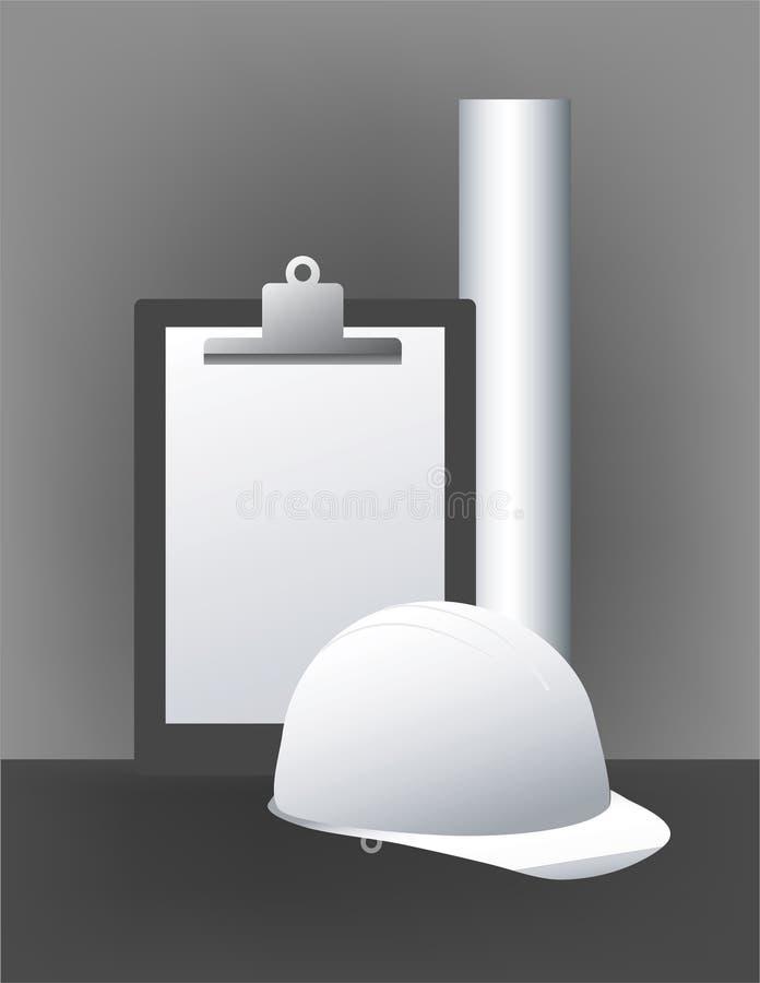 διαχείριση κατασκευής απεικόνιση αποθεμάτων
