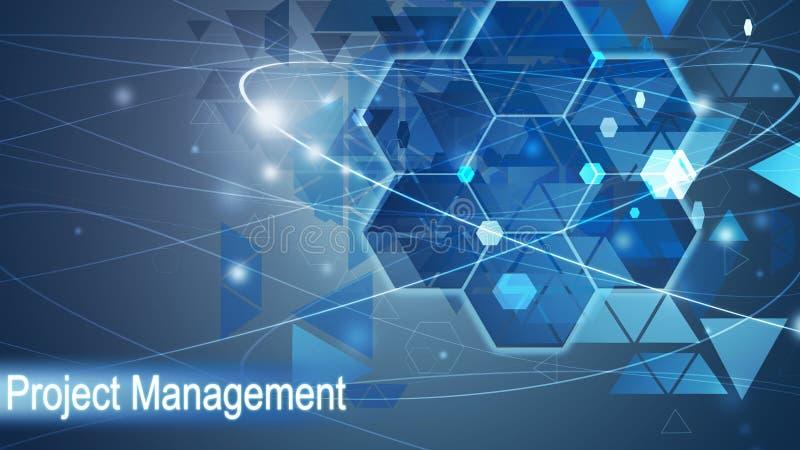 Διαχείριση του προγράμματος, επιχειρησιακό υπόβαθρο στοκ εικόνες