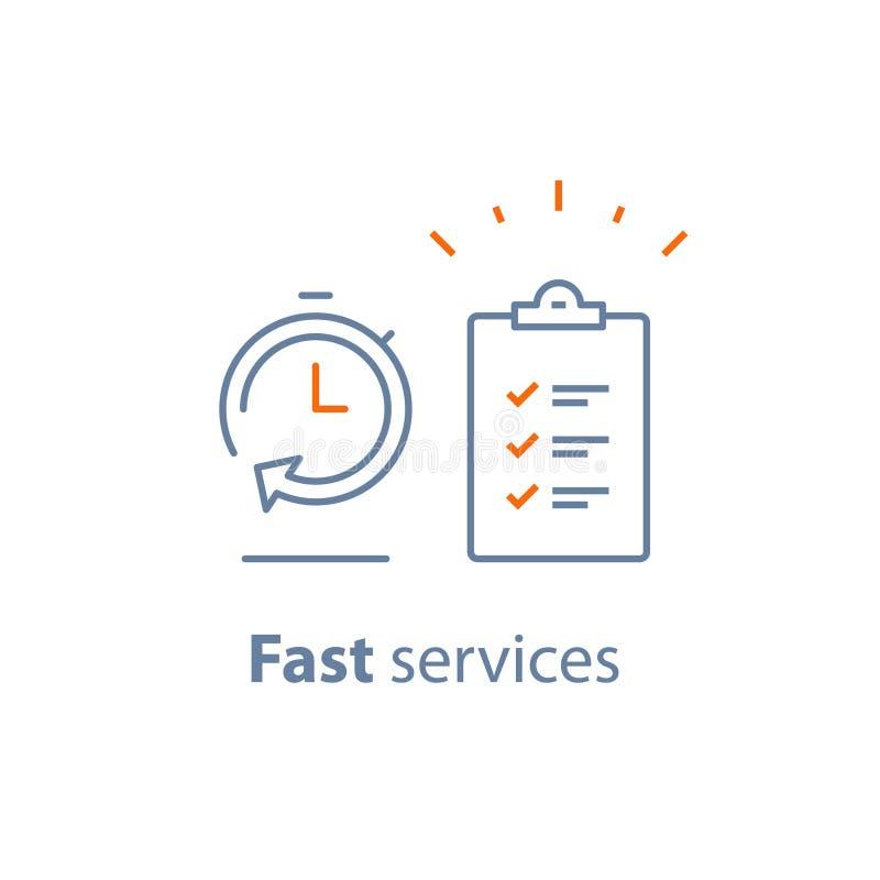 Διαχείριση του προγράμματος, πίνακας ελέγχου βελτίωσης, περιοχή αποκομμάτων ερευνών, γρήγορη υπηρεσία, απλή λύση, έννοια εγγραφής ελεύθερη απεικόνιση δικαιώματος
