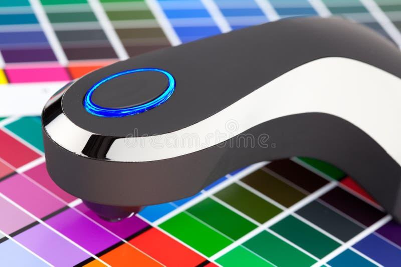 Διαχείριση χρώματος στοκ φωτογραφία