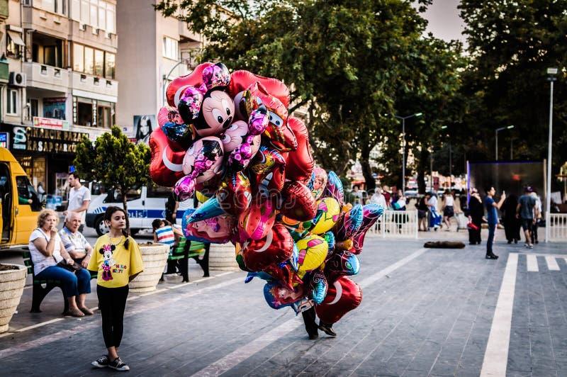 Διεθνές λαϊκό φεστιβάλ χορού Cinarcik σε Yalova - Τουρκία στοκ φωτογραφία με δικαίωμα ελεύθερης χρήσης