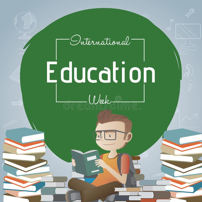 Διεθνής εβδομάδα εκπαίδευσης, IEW απεικόνιση αποθεμάτων