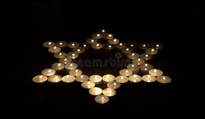 Διεθνής ημέρα ενθύμησης ολοκαυτώματος στοκ φωτογραφίες