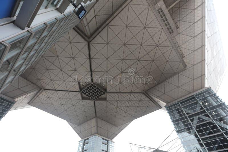 Διεθνής μεγάλη θέα του κεντρικού Τόκιο έκθεσης του Τόκιο, Ariake στοκ φωτογραφία