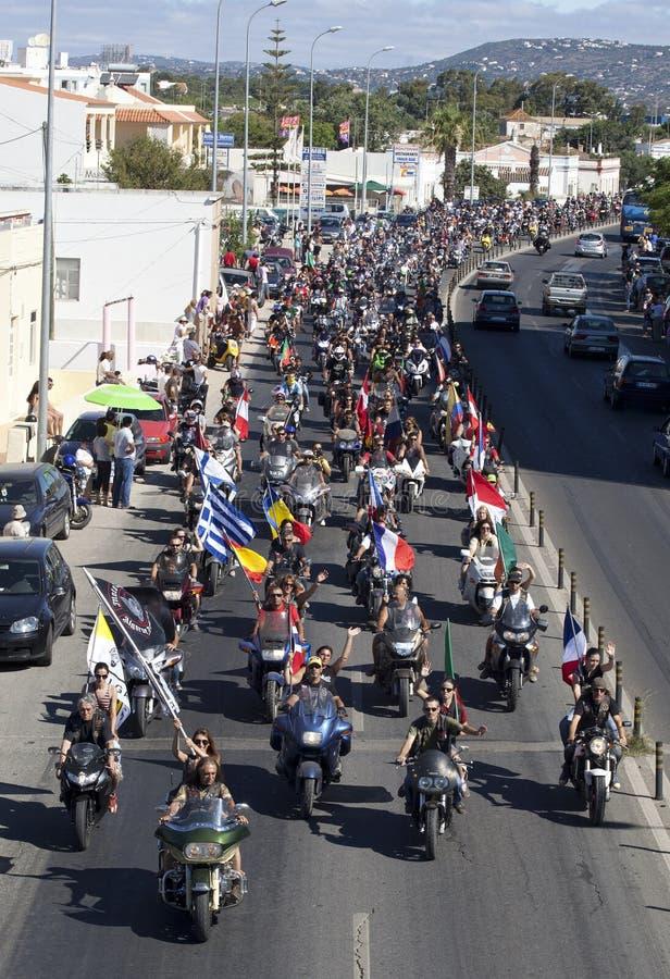 διεθνής συνάθροιση motorcicle το& στοκ φωτογραφίες