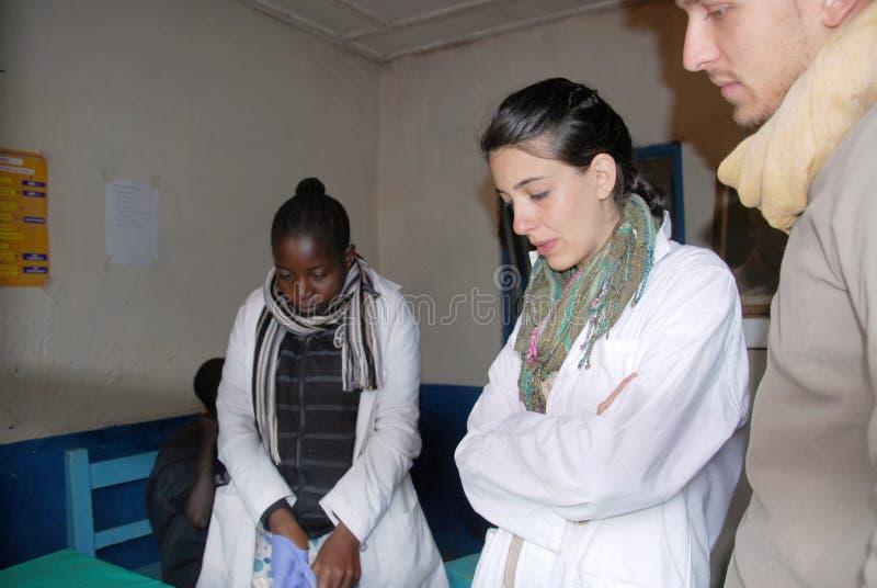 Διεθνής συνεργασία 70 υγείας στοκ εικόνα με δικαίωμα ελεύθερης χρήσης