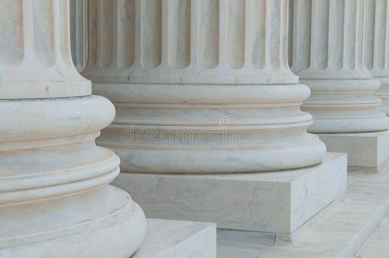 δικαστήριο ανώτατο εμεί&sigmaf στοκ φωτογραφίες με δικαίωμα ελεύθερης χρήσης
