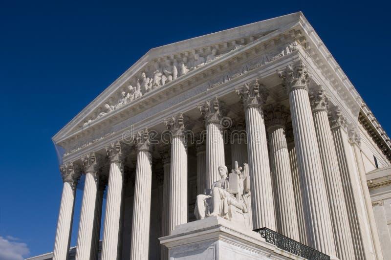 δικαστήριο ανώτατο στοκ εικόνες με δικαίωμα ελεύθερης χρήσης