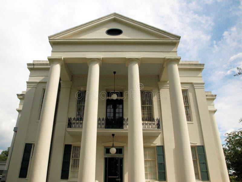 Δικαστήριο κομητειών Hinds στοκ εικόνα