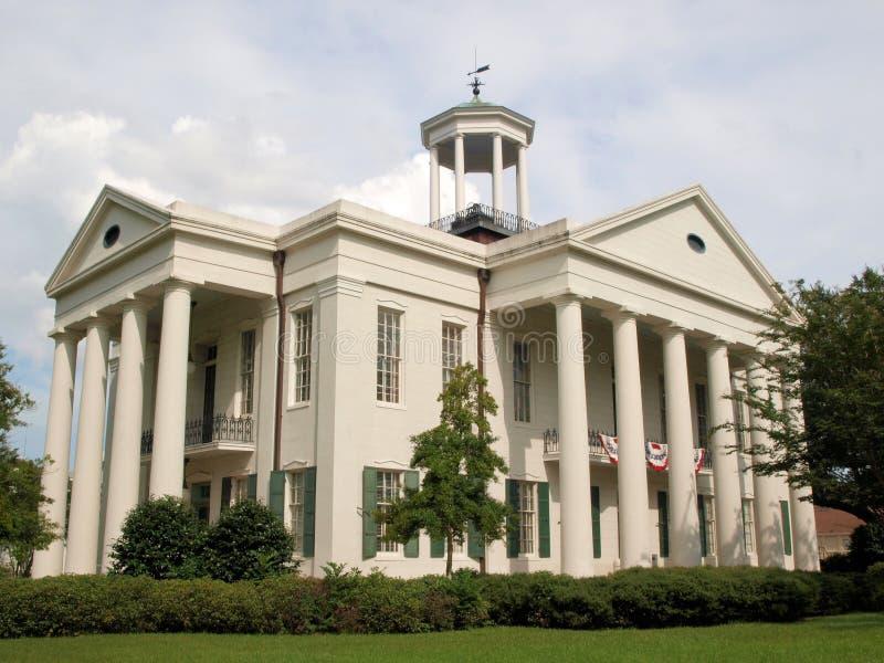 Δικαστήριο κομητειών Hinds στοκ εικόνες