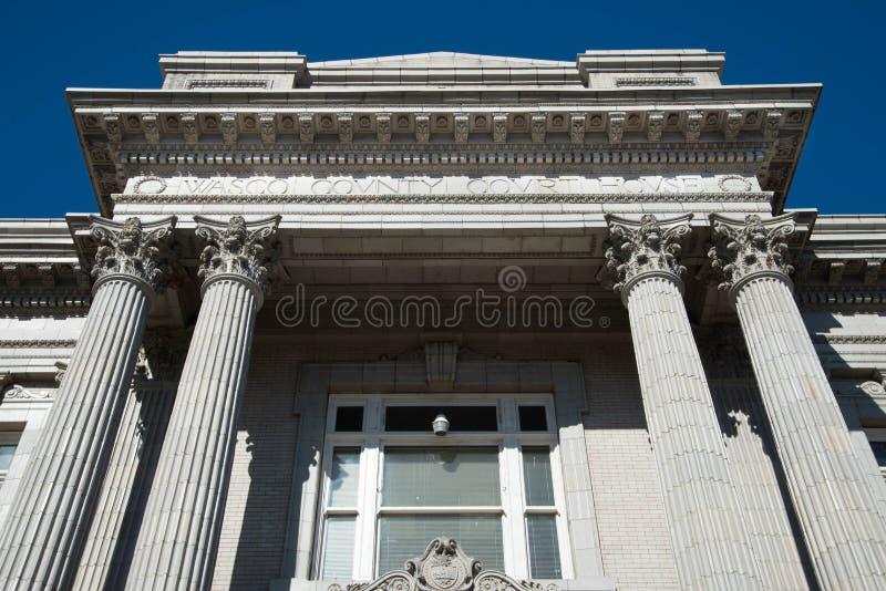Δικαστήριο κομητειών Wasco στοκ εικόνες με δικαίωμα ελεύθερης χρήσης