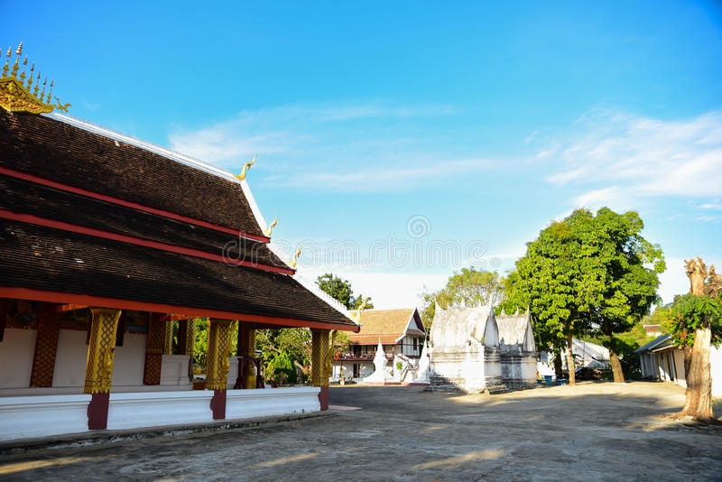Δικαστήριο ναών όμορφο στοκ εικόνες με δικαίωμα ελεύθερης χρήσης