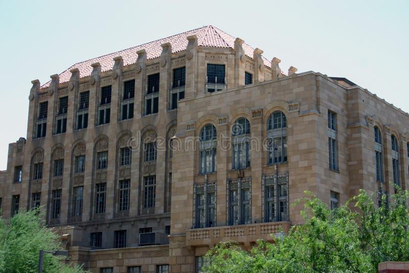 δικαστήριο παλαιό στοκ φωτογραφία