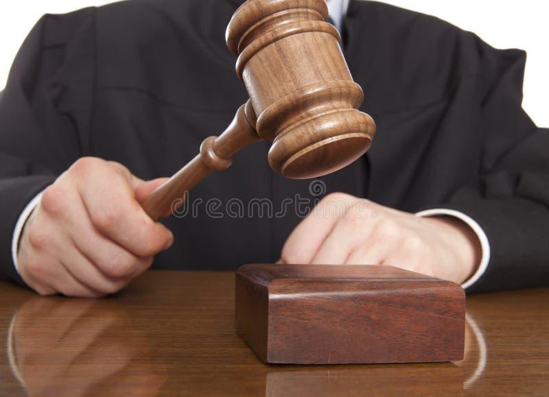 Δικαστής στοκ εικόνες