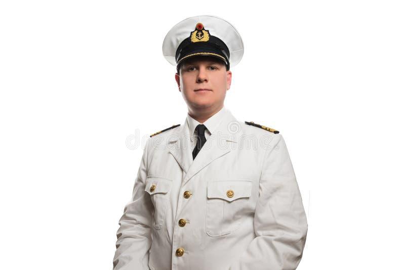Διοικητής υπολοχαγών στοκ εικόνα