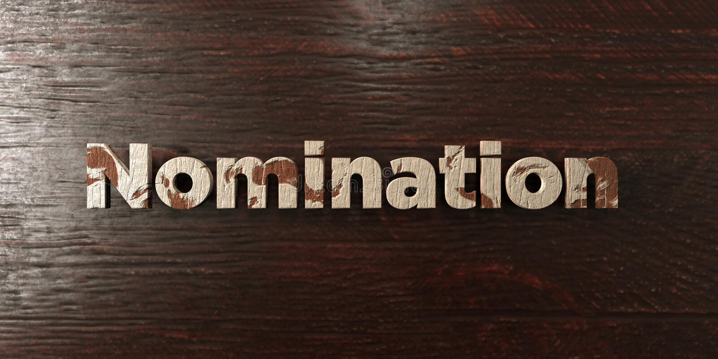 Διορισμός - βρώμικος ξύλινος τίτλος στο σφένδαμνο - τρισδιάστατο δικαίωμα ελεύθερη εικόνα αποθεμάτων ελεύθερη απεικόνιση δικαιώματος